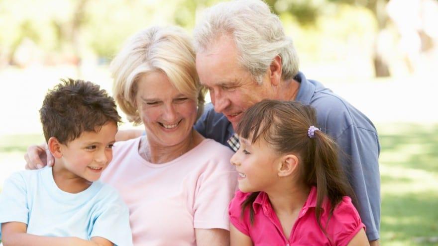 social problem grandparents raising grandchildren